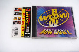 BOW WOW 2 POCP-1620 CD JAPAN OBI A4311