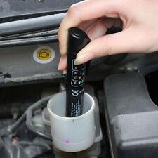 Universal Car Brake Fluid Oil Moisture Tester 5 LED Testing Indicator Pen