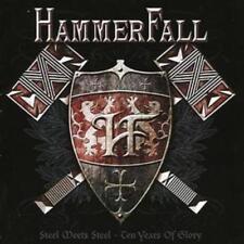 Hammerfall : Steel Meets Steel: 10 Years of Glory, the Best Of CD (2007)