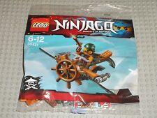 LEGO Ninjago Polybag set 30421 Skybound avec 1 personnage BUCKO - Neuf scellé
