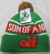 Elf Son of a nutcracker cap hat beanie