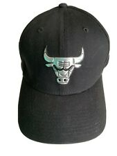 New Era M/L Chicago Bulls Black NBA baseball cap 39Thirty