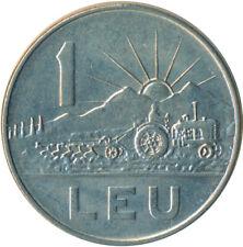 Socialist Romania, 1 LEU , 1966, Bucharest, #WT4768