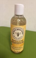 ⭐️Burts Bees Baby Shampoo & Wash ⭐️New⭐️236.5 Ml