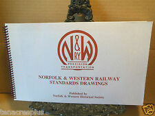 Norfolk and Western Railway Standards Drawings Railroad Trains Bridges Tunnels