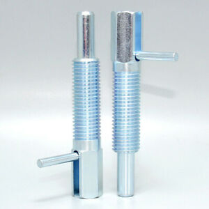 Retracted Index Plunger Coarse Thread Locking Bolt Pin L Handle M6-M16 Parts