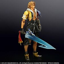 Final Fantasy X HD: Tidus Play Arts Kai Figura De Acción-Nuevo y Sellado