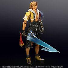 Final Fantasy X HD: Tidus Play Arts Kai Action Figure - Brand New & Sealed