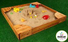 Sandbox Sand Table Elevated Outdoor Kids Play Toys KidKraft Backyard NEW