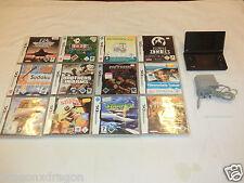 Nintendo DSi Schwarz mit 12 Spielen (Star Fox, Anno 1701, Metroid, Sudoku...)