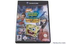 ## Spongebob und Freunde: Durch Dick und Dünn (Deutsch) GameCube / GC Spiel ##