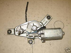 1992-1996 MITSUBISHI EXPO REAR WINDOW WIPER MOTOR EAGLE SUMMIT COLT VISTA