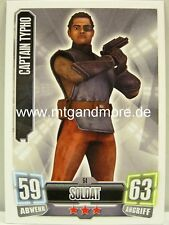 Force Attax Serie 2 Captain Typho #064