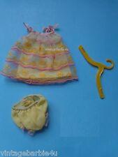 Vintage Barbie Francie Doll Slumber Number #1271 Tagged Twiggy Casey size