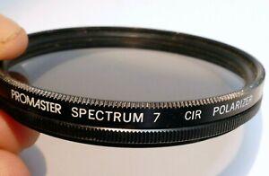 ProMaster 67mm Polarisant Circulaire C-Pl Lentilles Filtre