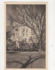 Yale University Wrexham Tower Saybrook College USA Vintage Postcard 936a