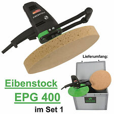 Eibenstock Plâtre de Machine redressage EPG 400 S2 Ensemble complet Putzmaschine