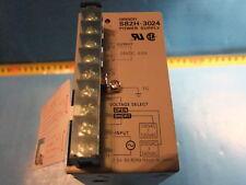 OMRON  S82H-3024 Output: 24VDC 4.6A