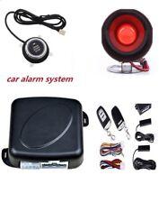 Smart PKE Passive Keyless Entry Car Alarm System Starter Push Button Remote Kit