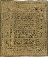 Antique Persian Meshad Rug (size Adjusted) BB5975