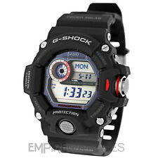 *NEW* CASIO G-SHOCK MENS MASTER G RANGEMAN SOLAR WATCH - GW-9400-1 - RRP £280