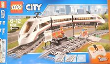 LEGO 60051 City - High Speed Passenger Train - INCOMPLETE