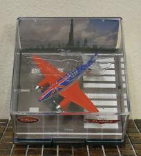 Disney Planes Bulldog British Flag Diecast Airplane Display Diorama Disney Store