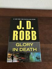 SIGNED ~ Glory In Death by J.D. Robb ~ Nora Roberts ~...