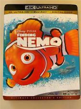 New Disney Pixar Finding Nemo 4K Ultra Hd, Blu Ray & Digital Code