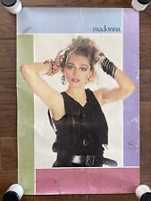 Madonna Vintage Lucky Star Poster