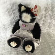 Ty Beanie Babies Purrcy 1993 Very Good Condition