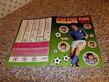 ALBUM CALCIO FLASH 83 COMPLETO BELLO TIPO CALCIATORI PANINI EDIS LAMPO MIRA RELI