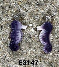 E3147 Wampum Earrings Dangle