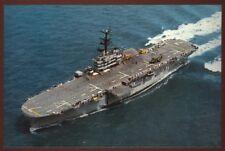 USS GUADALCANAL lph-7 Tarjeta Postal NOS MARINA Anfibio Assault Enviar (card2)