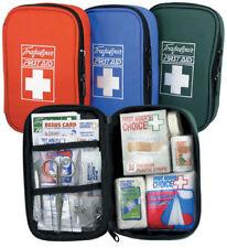 Trafalgar - First Aid Kit Handy Kit No.3 Blue - Car Fishing Camping Hiking Work