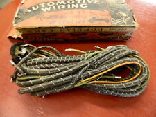 1933 1934 1935 1936 FORD Complete Lighting Wiring Harness NORS