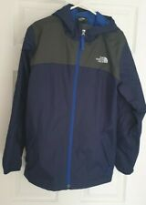 Genuine North Face Blur Boys Jacket Coat Waterproof Size Youth Large
