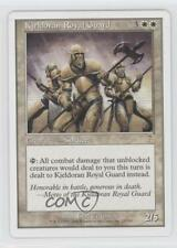 2001 Magic: The Gathering - Core Set: 7th Edition #23 Kjeldoran Royal Guard 1i3