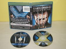 X-MEN ORIGINS WOLVERINE - Blu-Ray + DVD SET - Ultimate Edition - HUGH JACKMAN