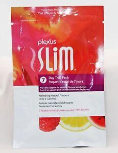 Plexus Slim 7 Day Trial Pack, 7 Packets - Exp 08/2022