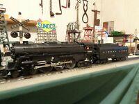 """Lionel Postwar 2055 Hudson Steam Loco 4-6-4 ,""""1953-55""""&6026W tender serviced !"""