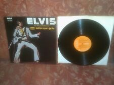Elvis Presley As Recorded At Madison Square Garden 1972 1st UK RCA Victor SF8296