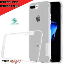 Funda de gel Slim Nillkin Nature Apple iPhone 7 Plus - transparente