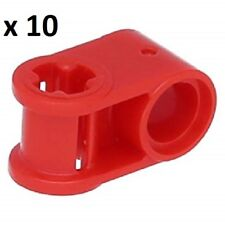 LEGO Technic Axle and Pin Connector Perpendicular Red Star Wars 8070 8653 42043