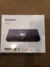 Sony Ultra HD Blu-Ray/DVD Player UBP-X700 Black BRAND NEW