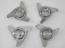 1969-74 FERRARI 365 GTB/4 Daytona Borrani Knock Off Wheel Nut Spinner Set