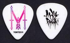 Madonna Monte Pittman Signature White/Color Guitar Pick - 2012 Mdna Tour
