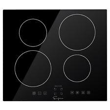 "Empava 24"" Induction Cooktop 4 Booster Burners Vitro Ceramic Glass Empv-Idc24"