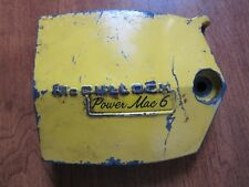 MCCULLOCH POWER MAC 6 CHAINSAW PARTS CLUTCH COVER