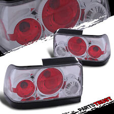 1993 1994 1995 1996 1997 Toyota Corolla Chrome Tail Lights Rear Lamps G2